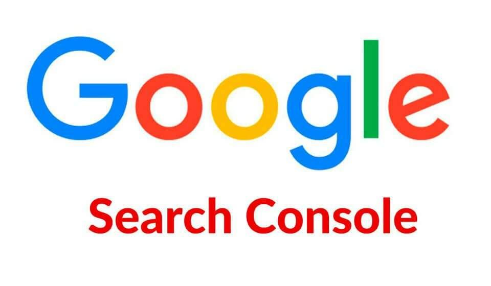7 ferramentos do Google - Google Search Console